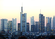 Skyline Frankfurt/Main